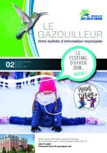 Le Gazouilleur - Février 2018
